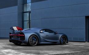 Картинка машина, Bugatti, диски, Sport, гиперкар, Chiron, 110 ans Bugatti