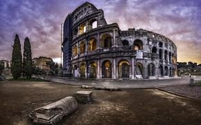 Картинка Roma, Coliseo, Città del Vaticano