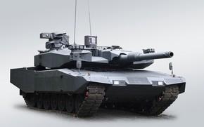 Картинка танк, German Main Battle Tank, Leopard II, Revolution II