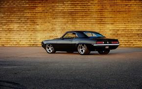 Картинка Chevrolet, Muscle, Camaro