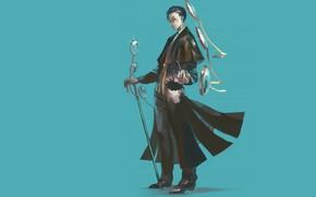 Картинка парень, Шерлок Холмс, Fate / Grand Order, Судьба великая кампания