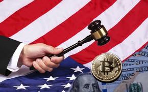 Картинка флаг, молоток, америка, america, flag, bitcoin, биткоин, молоточек
