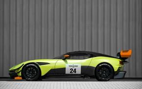 Картинка Aston Martin, Sports car, Vulcan, 2017, Sports Car, Aston Martin Vulcan AMR Pro, AMR Pro, ...