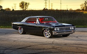 Картинка Muscle, Chevy, Chevelle, Vehicle