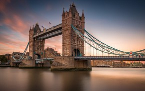 Картинка Лондон, Великобритания, Tower Bridge London