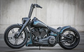 Картинка Bike, Harley-Davidson, Tuning, Thunderbike