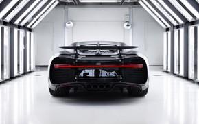 Картинка Bugatti, Chiron, Широн, Noire