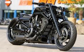 Картинка Custom, Motorbike, Thunderbike