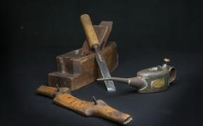 Картинка фон, масло, инструмент