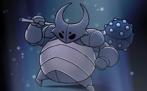 Картинка Hollow Knight, Team Cherry, False Knight