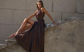 Картинка платье, ножки, Дмитрий Шульгин