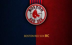 Картинка wallpaper, sport, logo, baseball, Boston Red Sox