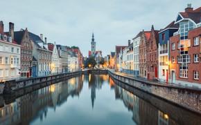 Картинка city, Holland, water