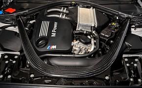 Картинка двигатель, купе, BMW, 2018, F87, M2, M2 Competition, 410 л.с.