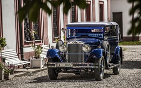 Картинка кабриолет, 1932, Škoda, Skoda, 860 Cabriolet