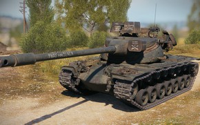 Картинка танки, T57 Heavy, WORLD OF TANKS