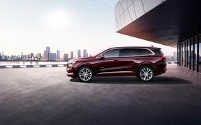 Картинка Buick, 2019, Buick Enclave Avenir