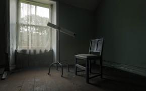Картинка космос, труба, стул