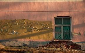 Картинка стена, краска, окно