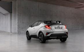 Картинка Toyota, EU-spec, C-HR, 2020, Hybrid GR Sport