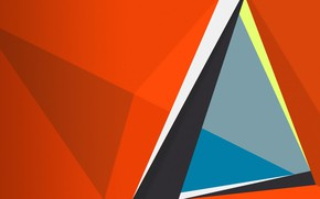 Картинка линии, узор, треугольник, слой