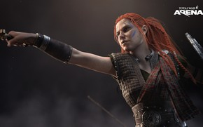 Картинка Total War Arena, Boudica, Королева Боадицея, Боудика