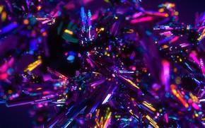 Картинка colors, colorful, crystals