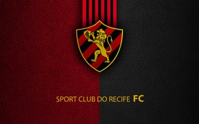 Картинка wallpaper, sport, logo, football, Brazilian Serie A, Sport Club Do Recife
