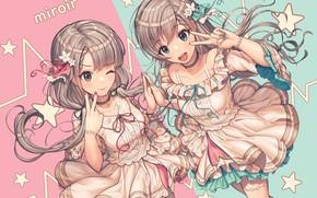 Картинка tagme (artist), idolmaster cinderella girls starlight stage, hisakawa nagi, hisakawa hayate