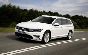 Картинка разметка, Volkswagen, универсал, GTE, Passat, Variant, 2019