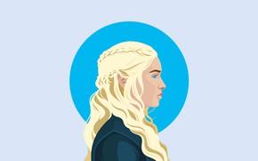 Картинка минимализм, постер, Игра Престолов, Game Of Thrones