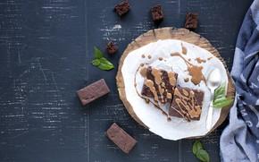 Картинка пирожное, десерт, sweet, шоколадное, dessert, chocalate