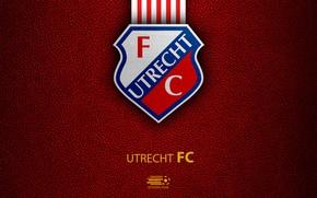 Картинка wallpaper, sport, logo, football, Utrecht, Eredivisie