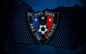 Картинка wallpaper, sport, logo, football, Inter Turku
