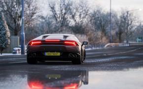Картинка Lamborghini, Microsoft, game, 2018, Huracan, Forza Horizon 4