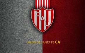Картинка wallpaper, sport, logo, football, Union De Santa Fe