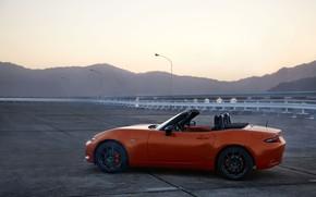 Картинка машина, горы, Mazda, MX-5, 30th Anniversary Edition, 2020