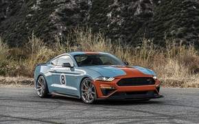 Картинка машина, Mustang, Ford, Roush, Performance Stage 3