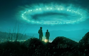 Картинка sci fi, tv seies, project blue book