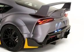 Картинка Concept, Toyota, Supra, 3000GT, 2019, GR Supra, A90, SEMA 2019