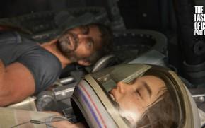 Картинка Games, Naughty Dog, Joel, Ellie, PS4, The Last of Us Part II