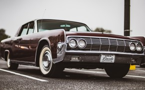 Картинка Lincoln, Continental, 1964, 1964 Lincoln Continental