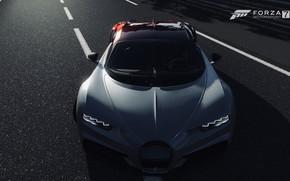 Картинка Bugatti, Chiron, Forza Motorsport 7