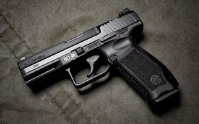 Картинка пистолет, оружие, Canik TP9 v2