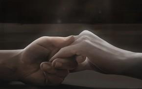 Картинка руки, мужская, by Cameron Chan, женска