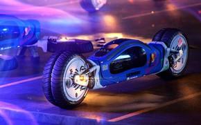 Картинка дизайн, транспорт, конструкция, блик, Vehicles of the Future