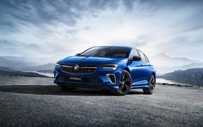 Картинка Небо, Синий, Buick, 2020, Buick Regal GS