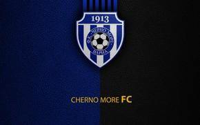 Картинка wallpaper, sport, logo, football, Cherno More