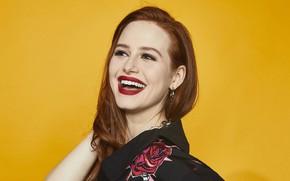 Картинка актриса, рыжая, знаменитость, Madelaine Petsch