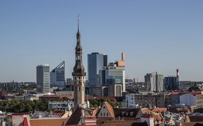 Картинка здания, Эстония, Таллин